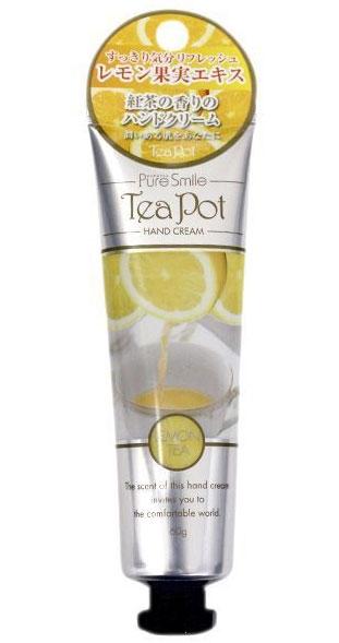 Sun Smile Смягчающий крем для рук Tea Pot с экстратом чая, лимона и алоэ-вера. С ароматом лимонного чая. 60 гр.C12838Невероятно комфортный крем моментально преобразит Ваши руки!Ароматная тающая текстура разгладит кожу, насытит влагой, придаст коже нежность и бархатистость.Экстракт чая снимает воспаление и покраснение, устраняет излишнюю жидкость, помагает коже приобрести здоровый вид.Экстракты лимона и алоэ-вера стимулируют иммунитет кожи, оказывают освежающее действие, обладают сильными антиоксидантными свойствами.