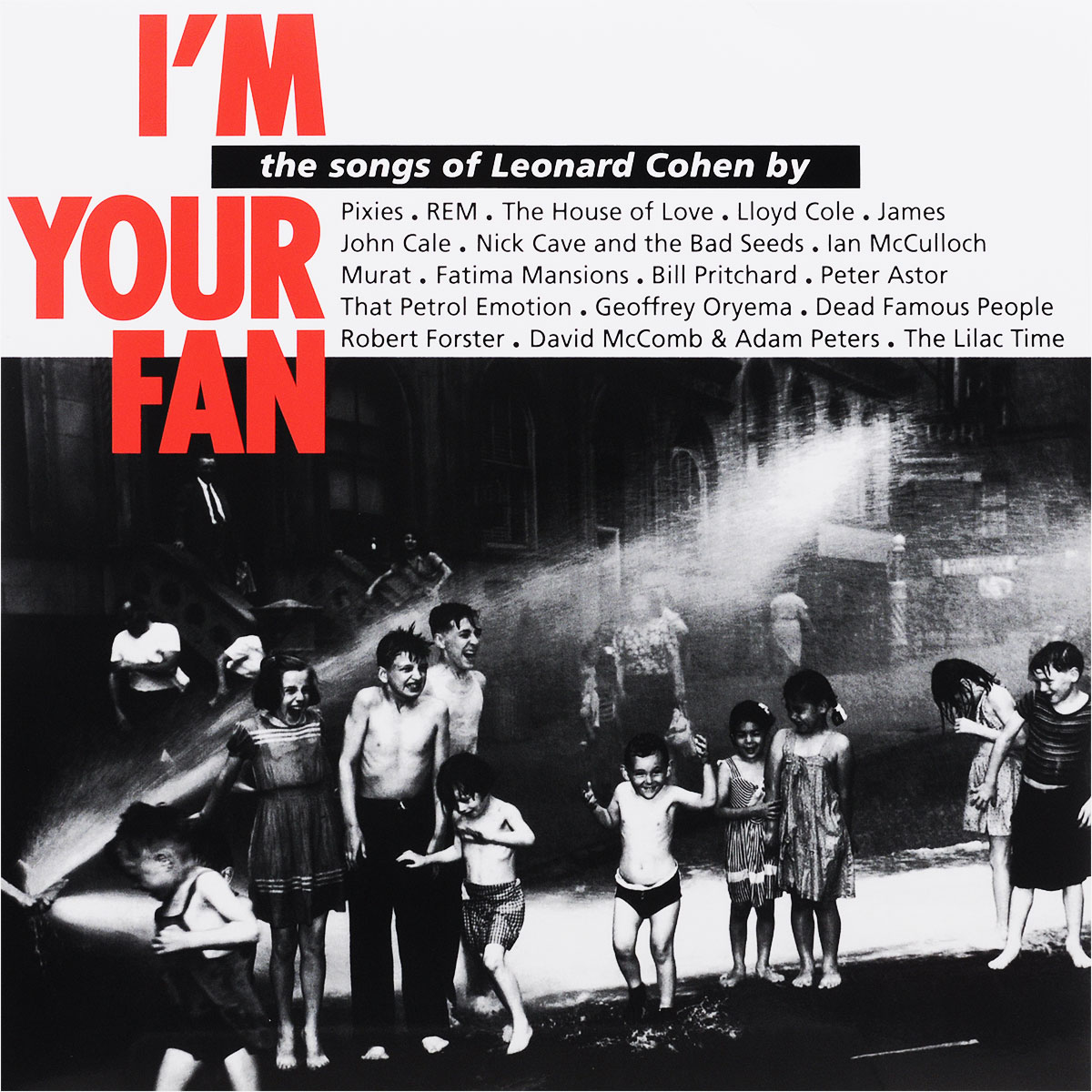 COHEN, LEONARD.=TRIBUTE= I'm Your Fan -Hq- 2LP hqss1003 1 5 hq