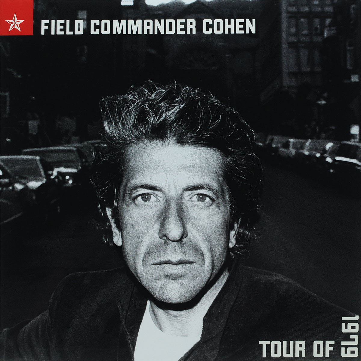 Леонард Коэн COHEN, LEONARD Field Commander Tour..-Hq 2LP just me and my dad little critter