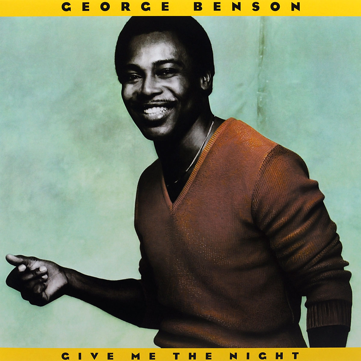 Джордж Бенсон George Benson. Give Me The Night (LP) george benson the new boss guitar lp