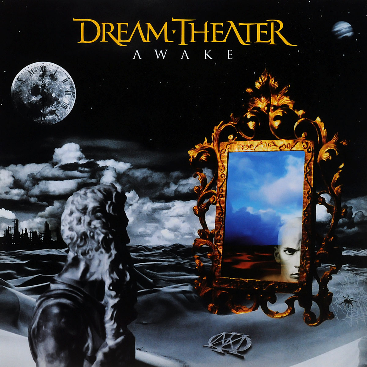 Dream Theater DREAM THEATER Awake -Ltd/Hq/Coloured- 2LP dream theater dream theater train of thought lp