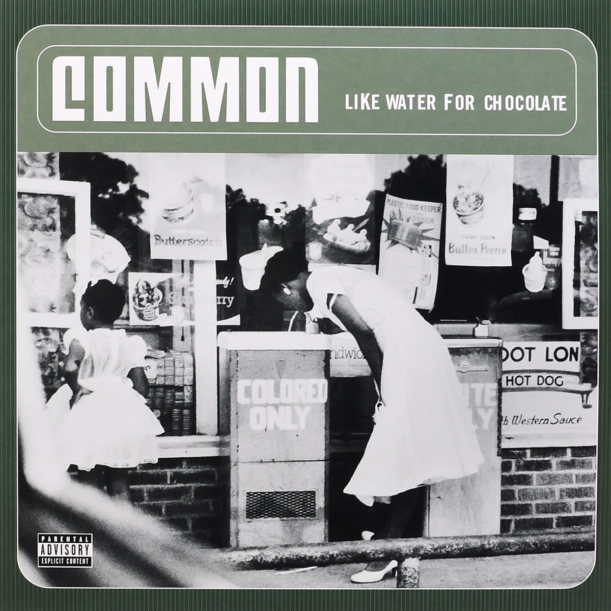 Common Common. Like Water For Chocolate (2 LP) common