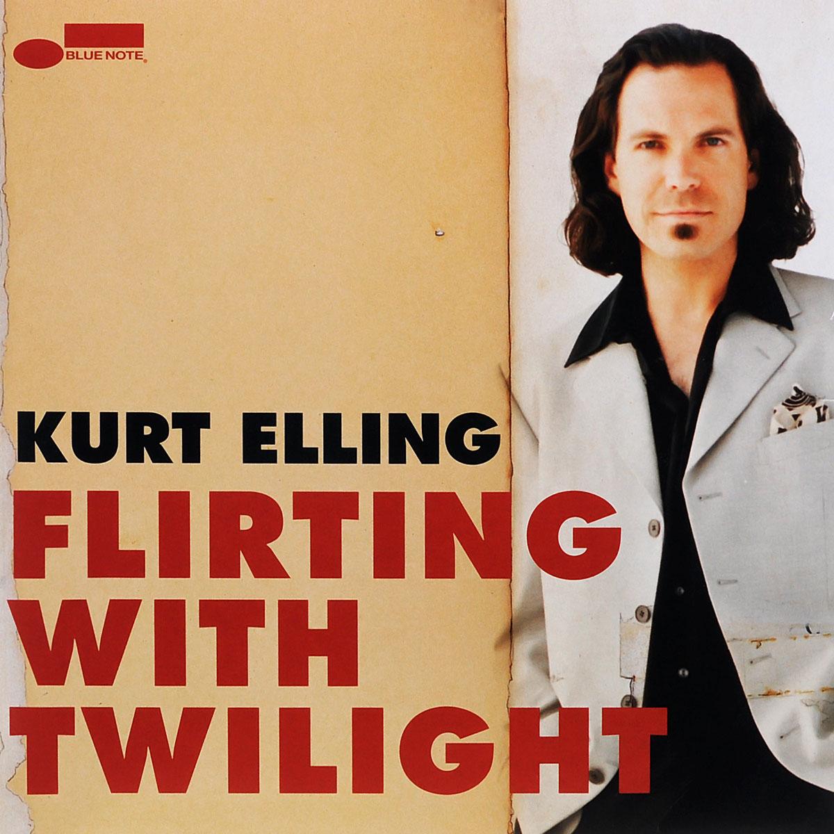 Курт Эллинг Kurt Elling. Flirting With Twilight (2 LP) ботфорты carvela kurt geiger carvela kurt geiger ca086awltl30