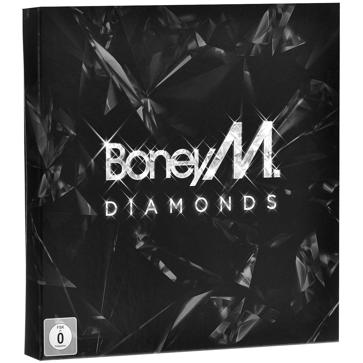 Boney M Boney M. Diamonds (3 CD + DVD + LP) diamonds cd