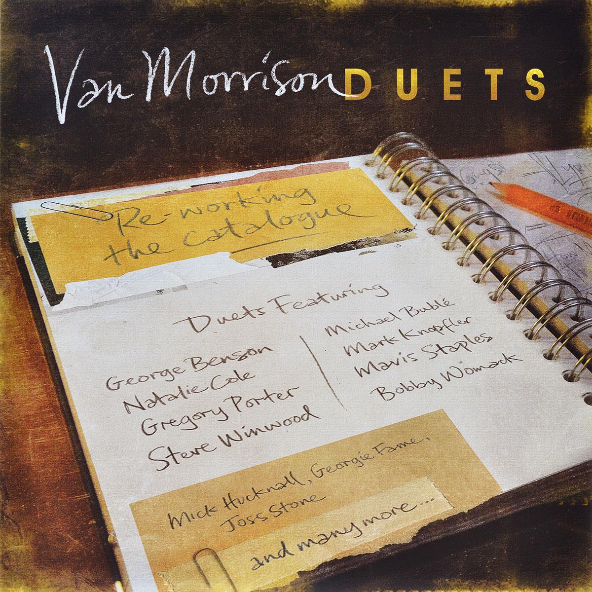 Ван Моррисон Van Morrison. Duets: Reworking The Catalogue (2 LP) арманд ван хельден armand van helden ghettoblaster