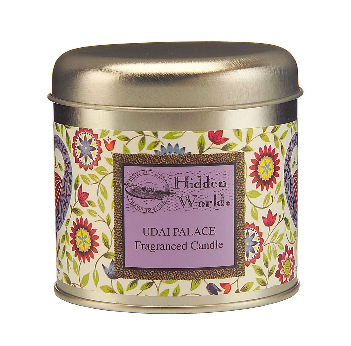 Wax Lyrical Дворец махараджи ароматическая свеча в алюминии, 35 часовES-412Расслабляющий аромат лаванды с прохладными верхними нотами бергамотаи эвкалипта