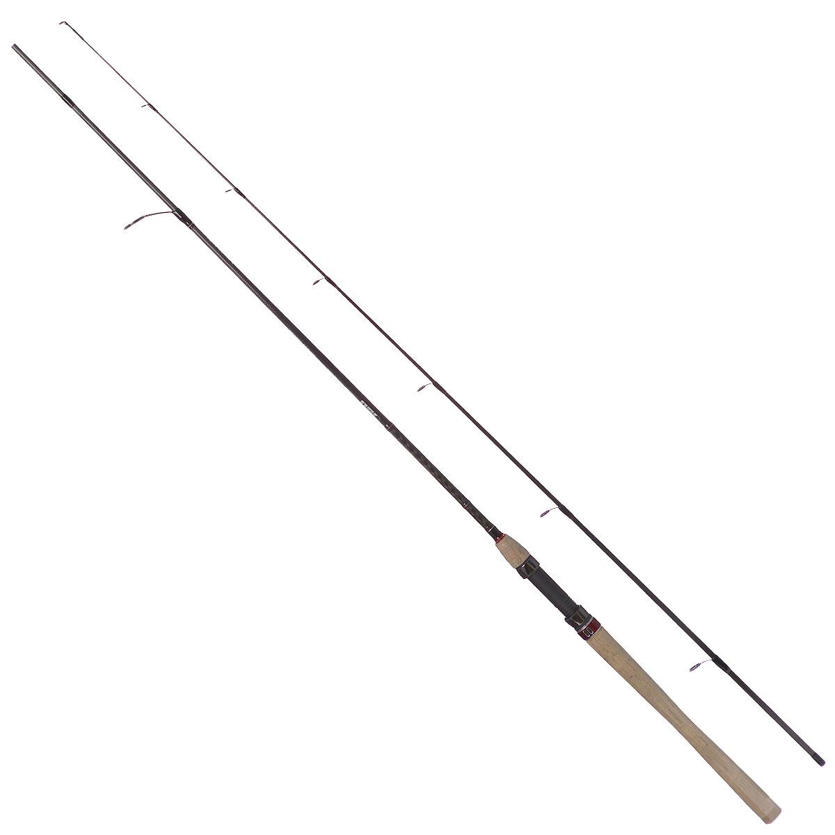 Удилище спиннинговое Daiwa Procaster, штекерное, 2,1 м, 5-20 г211-11210Спиннинг штекерный Daiwa Procaster является универсальным удилищем, позволяющим ловить рыбу, как с берега, так и с лодки. Жесткая вершинка тонкого и легкого спиннинга из высокомодульного углепластика обеспечивает максимальную чувствительность и позволяет вам тщательно обследовать дно водоема с помощью мягких приманок или твистеров. Спиннинг Daiwa Procaster оснащен катушкодержателем и пробковой рукоятью. Длина: 2,1 м. Тест: 5-20 г.Новые спиннинги Daiwa Procaster совмещаютпоследние технологии производства удилищ в отличном дизайне и доступную цену. В этой серии представлены спиннинги практически для всех видов ловли.Особенности спиннинга Daiwa серии Procaster:Бланки из высокомодульного, тонкого и легкого углепластика;Перекрестная обмотка нижней части комеля;Точеный алюминиевый винт катушкодержателя; Пробковая рукоятка;Кольца из оксида алюминия;Чехол из ткани.