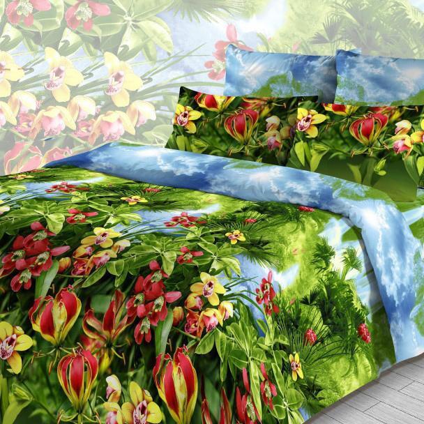 Комплект белья Letto, 1,5-спальный, наволочки 70х70, цвет: зеленый. B16-3CLP446Серия «Традиция» от Letto – это возможность купить оптом недорогое постельное белье, выполненной из классической российской бязи, знакомой многим домохозяйка. Не смотря на то, что на смену бязи пришли более комфортные ткани для постельного белья, такие как сатин и перкаль, бязь продолжает оставаться одним из самых востребованных продуктов на текстильном рынке России, благодаря своим потребительским свойствам и доступной цене. Для производства серии «Традиция» используется российская бязь, плотностью 125гр/м, с применением устойчивых импортных красителей и печати с новомодным эффектом 3D. Коллекция отшивается в традиционных размерах 1.5-cп, 2,0–сп. и евро размере с нав-ками 70*70.