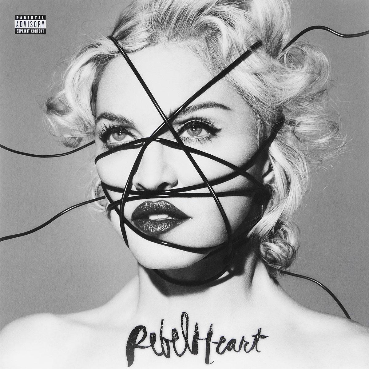 Мадонна Madonna. Rebel Heart (2 LP) майкл джексон жизнь поп иконы