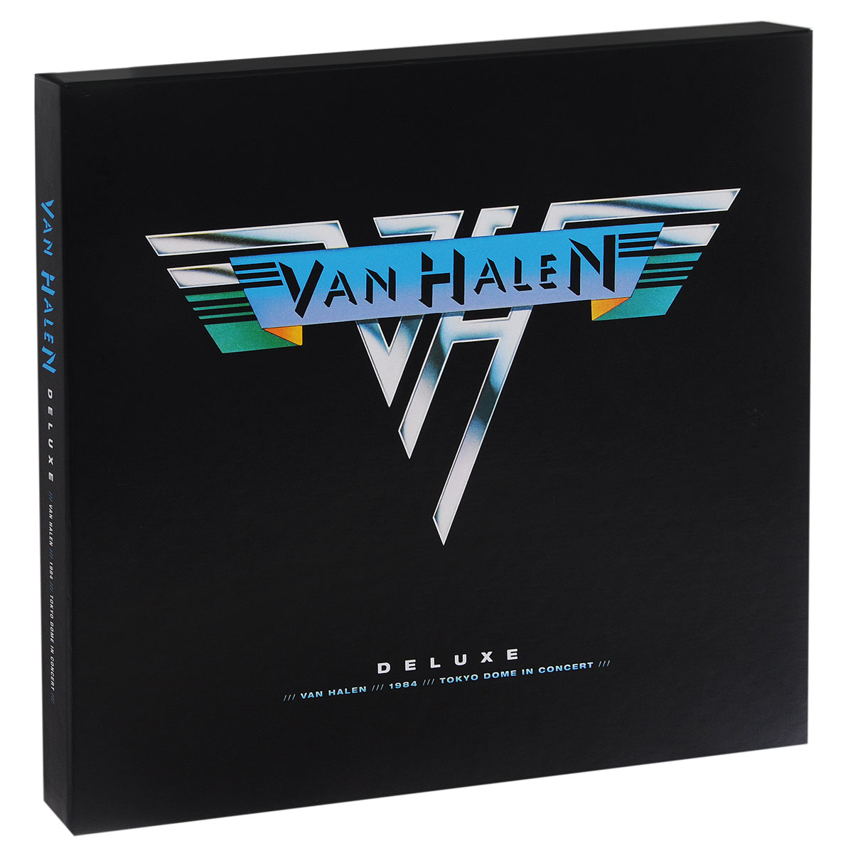 Van Halen Van Halen. Van Halen / 1984 / Tokyo Dome In concert. Deluxe Edition (6 LP) touchstone teacher s edition 4 with audio cd