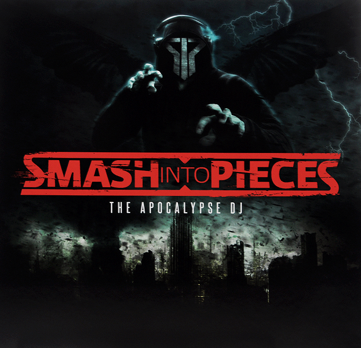 Smash Into Pieces Smash Into Pieces. The Apocalypse DJ (LP) туфли elong elong el025ampvw49