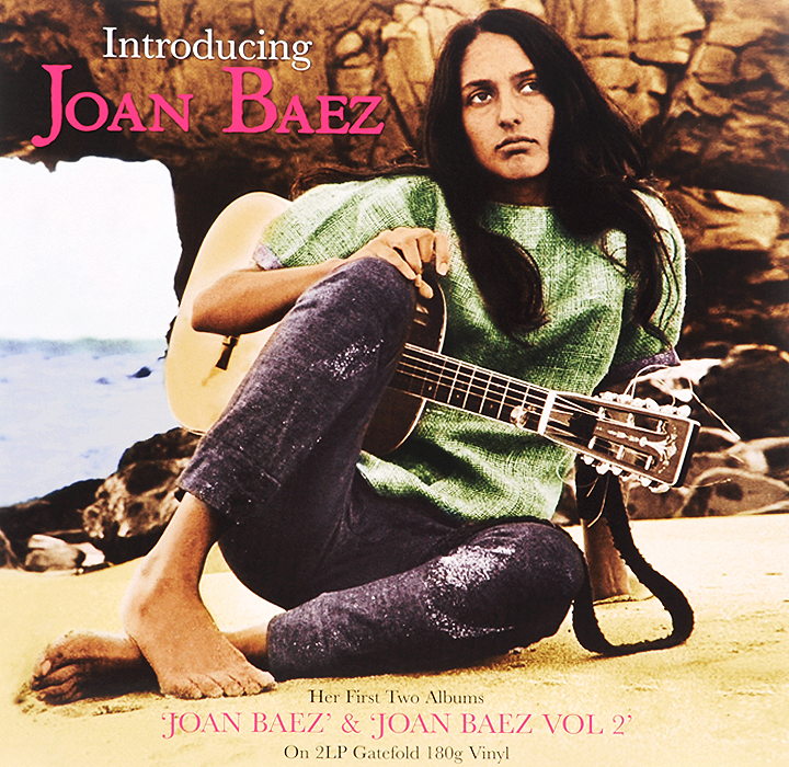 Джоан Баэз Joan Baez. Introducing (2 LP) joan as police woman joan as police woman real life