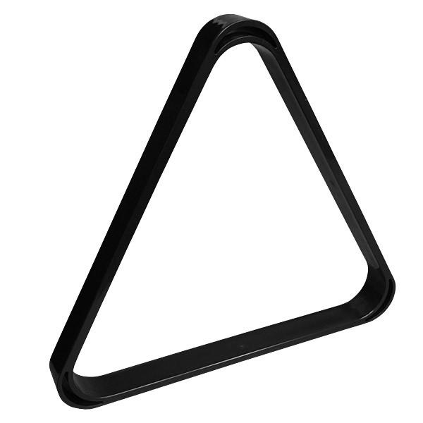 Треугольник для бильярда Skiba Rus Pro, цвет: черный, диаметр шаров 68 мм04631Треугольник - это один из обязательных аксессуаров для игры в бильярд. Skiba Rus Pro предназначен для игры в русскую пирамиду при условии использования оборудования малого формата (диаметр шаров 68 мм).