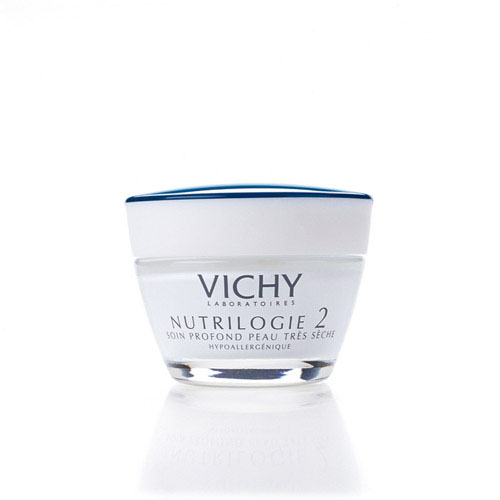 Vichy Крем-уход глубокого действия для очень сухой кожи Nutrilogie 2, 50 млM4642400Действует на первопричину сухости кожи. Восстанавливает барьерные свойства эпидермиса за счёт повышения уровня синтеза кожей собственных керамидов и липидов. Устраняет ощущение стянутости. Увлажняет, питает, смягчает, ухаживает за очень сухой кожей. Защищает от неблагоприятных внешних воздействий, в том числе от обветривания о обмораживания. Кожа сухого типа начинает чувствовать себя более комфортно. Протестировано на чувствительной коже. Подходит в качестве основы под макияж.