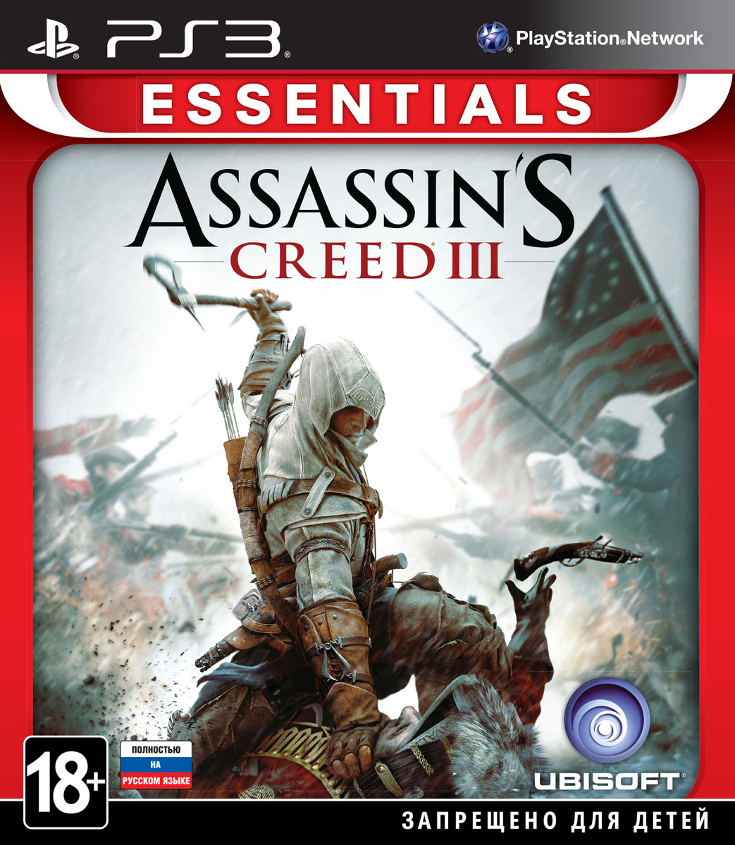 Assassin's Creed 3. Essentials (PS3)