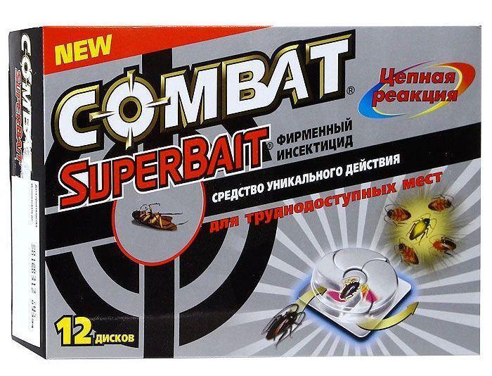 Ловушки для тараканов Combat Super Bait, с инсектицидом, 12 шт6.295-875.0Эффективное средство защиты от комаров и насекомых.Экологическая основа даного средства делает его полностью безопасним для Вашего окружения.Поможет быстро и качественно избавится от вредителей при етом не требует никаких энергозатрат Характеристики:Состав:гидраметилнон, инертные компоненты. Комплектация: 12 шт. Размер упаковки: 18,5 см х 12 см х 3,5 см. Производитель: Корея.