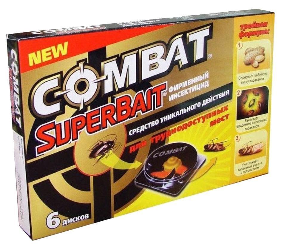 Henkel Ловушки для тараканов Combat Super Bait, 6 штHKL76008NEWЭффективное средство защиты от тараканов. Экологическая основа данного средства делает его полностью безопасным для вашего окружения. Поможет быстро и качественно избавиться от вредителей, при этом не требует никаких энергозатрат. Характеристики: Состав:гидраметилнон, инертные компоненты. Комплектация: 6 шт. Размер упаковки: 19 см х 12,2 см х 2 см. Производитель: Корея. Артикул: HKL76008NEW.