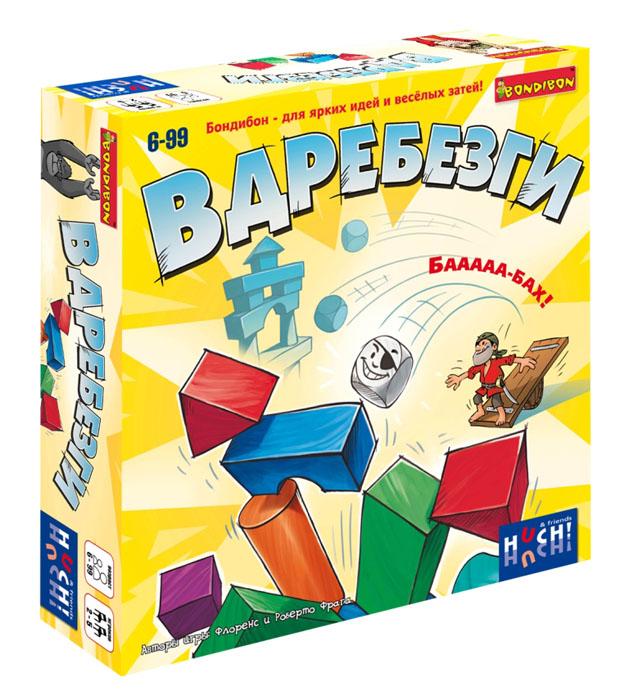 Bondibon Обучающая игра Вдребезги