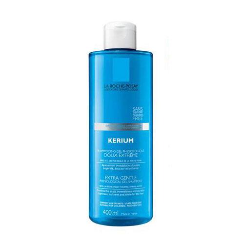 La Roche-Posay Шампунь мягкий физиологический Kerium для чувствительной кожи головы 400 млFS-00897Первый мягкий шампунь на основе Термальной воды LA ROCHE-POSAY для лучшей защиты волос. Обеспечивает очень бережное мытье. Защищает волосы от воздействия жесткой воды. Подходит для нормальных и ослабленных волос, чувствительной кожи волосистой части головы. Может использоваться в дополнении к лечебным средствам для волос для достижения оптимального результата.