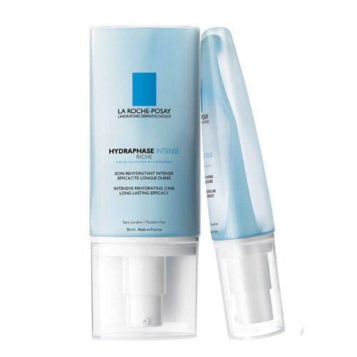 La Roche-Posay Увлажняющее средство для лица Hydraphase Интенс Риш 50 млFS-00897обеспечивает интенсивное, длительное и целенаправленное увлажнение кожи. Мгновенное увлажнениеБлагодаря своей высокой гигроскопичностимгновенно и интенсивно насыщает кожу водой Длительное интенсивное увлажнениеМолекула уменьшенного размера легко проникает в кожу, чтобы укрепить клеточные соединения и надолго удержать влагу в коже.В глубоком слое эпидермиса клеточные соединения обеспечивают сцепление клеток эпидермиса для сохранения водного баланса. использует преимущества Технологии Клеточных Соединений новый эффективный подход к сверхдлительному увлажнению кожи