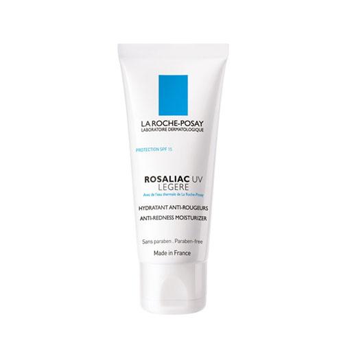 La Roche-Posay Увлажняющий крем для нормальной и комбинированной кожи лица склонной к покраснениям Rosaliac UV Лежер 40 мл12052923Эффективно защищает от ежедневного повреждающего действия UVA и UVB лучей на кровеносные сосуды. Повышает естественные защитные силы кожи, обладает успокаивающим действием, снижает реактивность кровеносных сосудов. Укрепляет стенки сосудов благодаря синтезу коллагена. Успокаивает, увлажняет кожу, улучшает микроциркуляцию, оказывает противоотечное действие. Имеет легкий зеленоватый оттенок, который матирует покраснения. Имеет легкую нежирную текстуру, полностью впитывается. Прекрасная основа под макияж. Не содержит парфюмерных добавок.