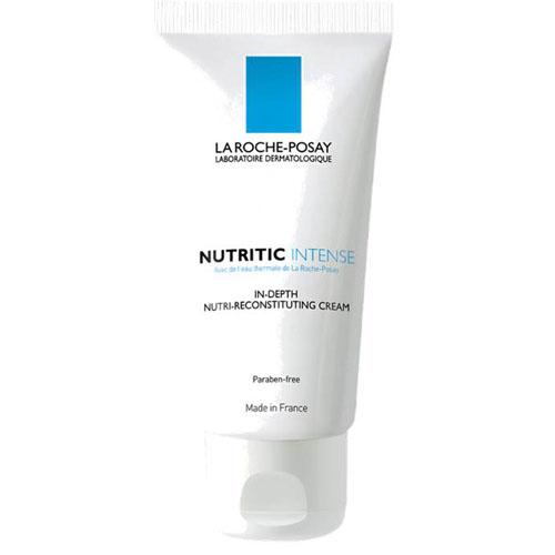 La Roche-Posay Питательный крем для глубокого восстановления кожи лица Nutritic Интенс, 50 мл02.03.15.1343Выполняют три главных функции для восстановления защиты кожи:Укрепляют структуру кожи, синтезируя протеины и энзимы;Активируют синтез керамидов для восстановления липидов;Восстанавливают увлажненность кожи.Без дополнительного добавления консервантов по сравнению с формулой крема в тюбике.Комфортное состояние кожи, отсутствие ощущения стянутости и покалывания. Возможность свободно выражать эмоции и использовать макияж.Эффективность:После 1-го применения:*Устраняет неприятные ощущения и успокаивает: 94% пользователей.Обеспечивает комфорт кожи на целый день: 89% пользователей.Через 15 дней после применения:*Глубоко питает кожу: 89% пользователей.Кожа обретает свободу выражения: 86% пользователей.