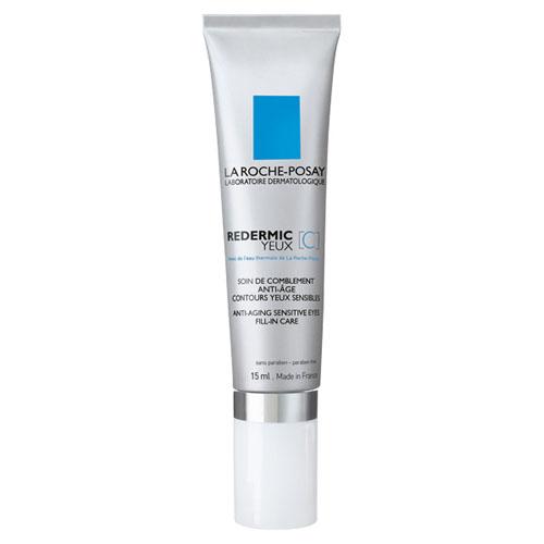 La Roche-Posay Средство для контура глаз Redermic 35-55 лет [C], 15 млFS-00897Инновация: лаборатории La Roche-Posay разработали формулу для чувствительной кожи вокруг глаз, включающую Витамин С в высокой концентрации, хорошо известный своей эффективностью.Чувствительной коже необходим особый уход, который комплексно воздействует на признаки старения и обладает высокой переносимостью для чувствительной кожи.Поверхностные морщинки разглаживаются. Глубокие морщины корректируются. Взгляд становится более сияющим.