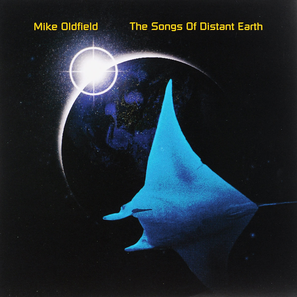 Майк Олдфилд Mike Oldfield. The Songs Of Distant Earth (LP) mike oldfield mike oldfield voyager