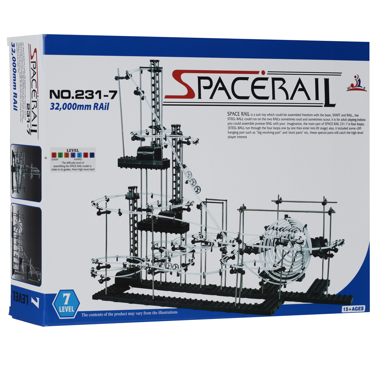 Space Rail Конструктор Уровень 7 231-7