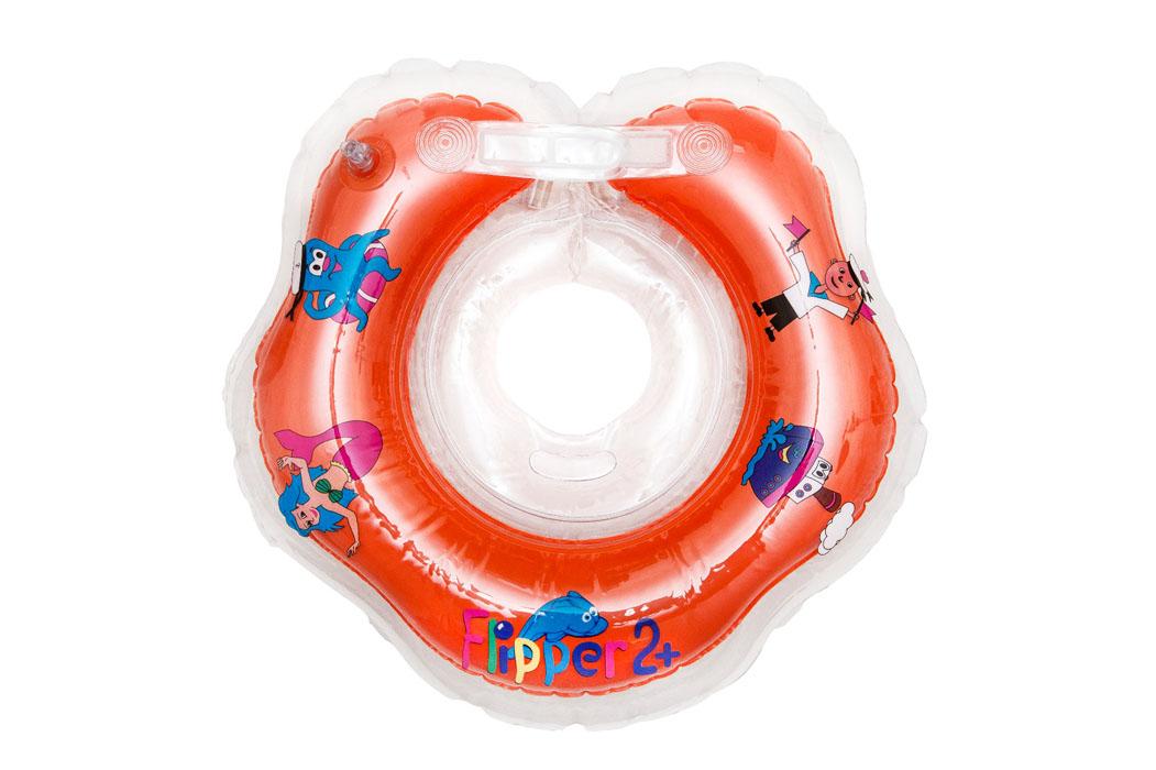 ROXY-KIDS Круг на шею для купания малышей Flipper 2+ -  Круги для купания