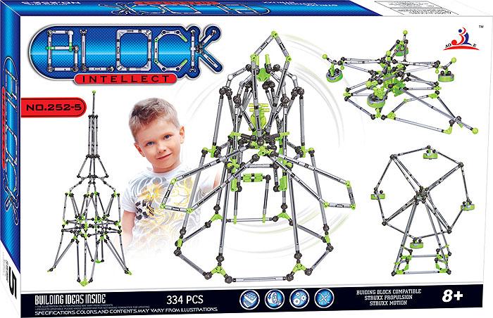 Intellect Block Конструктор Ракета