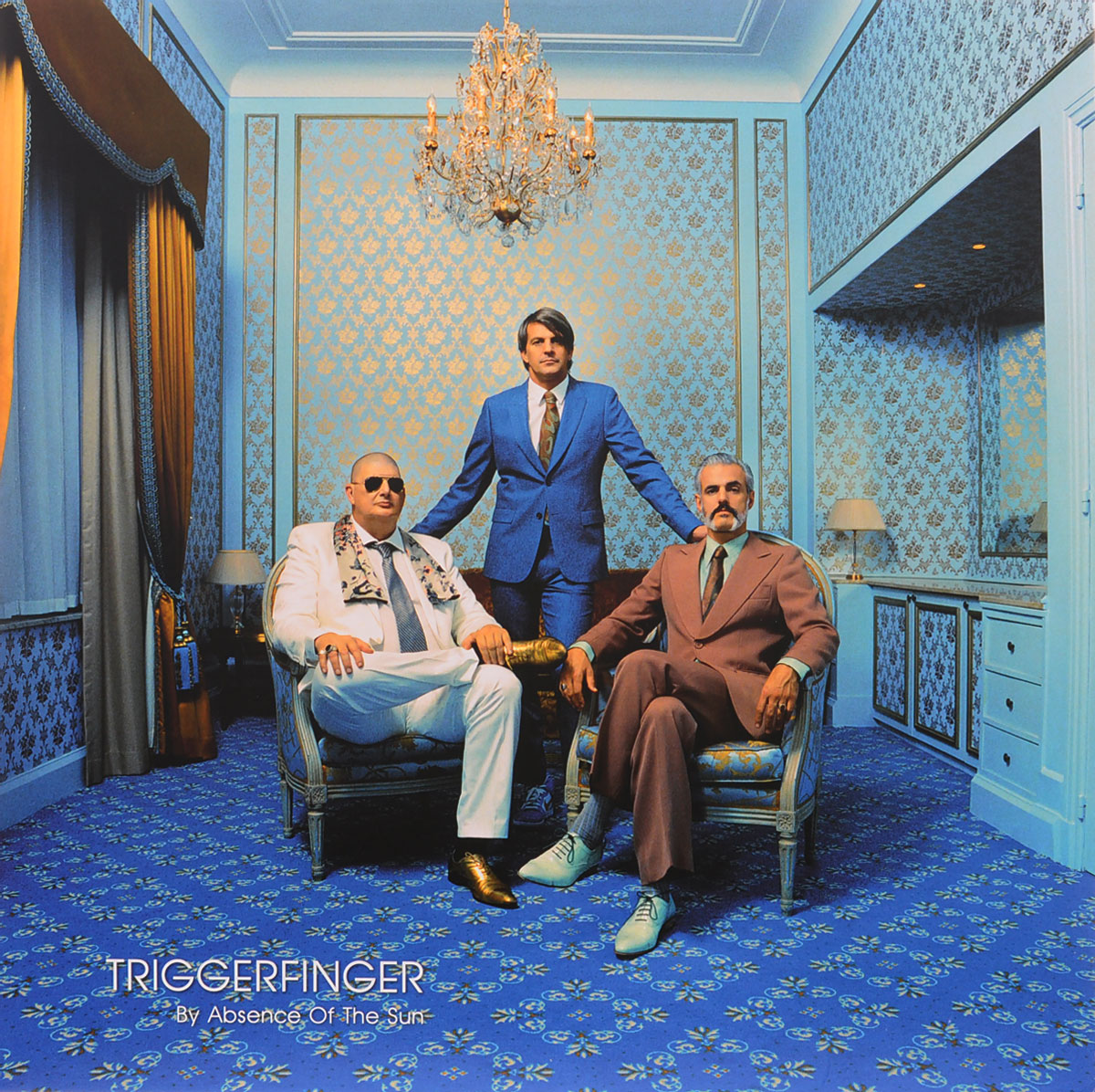 Triggerfinger Triggerfinger. By Absence Of The Sun (2 LP) bill james in the absence of iles – book 25 harpur