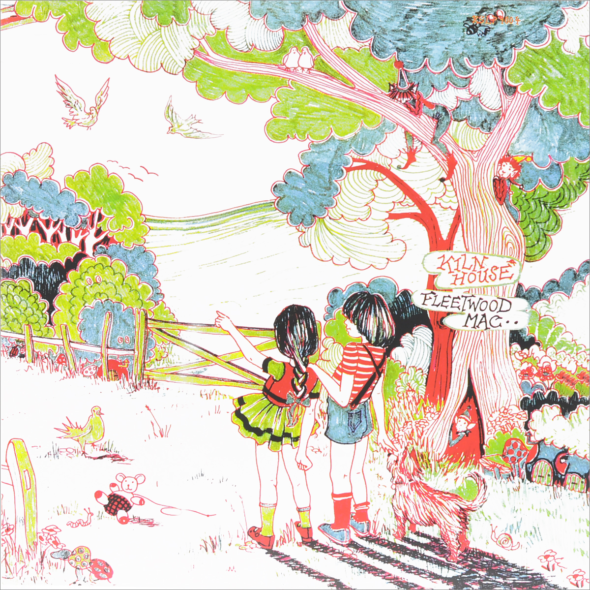 Fleetwood Mac Fleetwood Mac. Kiln House (LP)