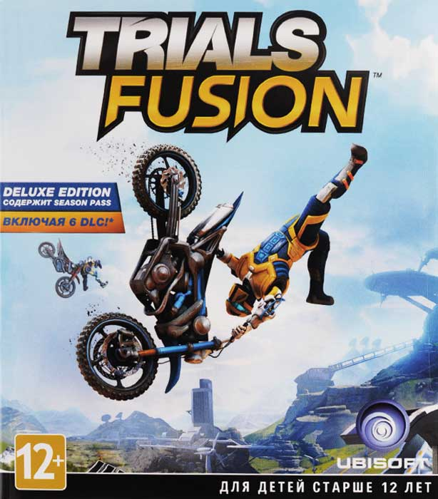 Trials Fusion. Deluxe Edition (Xbox One)
