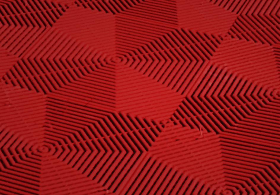 Плитка для пола Helex, цвет: терракотовый, 40 х 40 х 1,8 см, 6 шт77578Плитка для пола Helex - модульное напольное покрытие, изготовленное из высококачественного материала, основой для которого служат высокомолекулярные соединения (полимеры). Покрытие имеет повышенную жесткость, износостойкость и механическую прочность (выдерживает нагрузку до 25 тонн на кв.м.) и с легкостью выдерживает любой автомобиль. Материал покрытия устойчив как к отрицательным (-25°С), так и к положительным (+70°С) температурам, не теряет свой цвет под солнцем в течение многих лет. Оригинальный узор на плитке под разным углом зрения каждый раз создает впечатление нового рисунка в вашем саду. Увеличенный размер плитки по сравнению со стандартным повышает ее надежность и прочность под тяжестью любых предметов. Такое покрытие может использоваться для обустройства парковочных площадок около загородных домов, площадок перед беседкой или баней, садовых и прогулочных дорожек, детских и спортивных площадок, стационарных и переносных бассейнов, площадок барбекю, зон отдыха и зон в ландшафтном дизайне. Плитка легко монтируется и разбирается без какого-либо инструмента и крепежа. Укладывается на любую ровную поверхность. В комплекте 6 плиток, рассчитанных на покрытие 1 кв.м. Инструкция по монтажу на упаковке. Размер одной плитки: 40 см x 40 см x 1,8 см. Стабильность: от -25°C до +70°C. Давление: до 25 тонн на кв.м. Сопротивление: кислоты, щелочь. Плиток в 1 кв.м.: 6 шт.