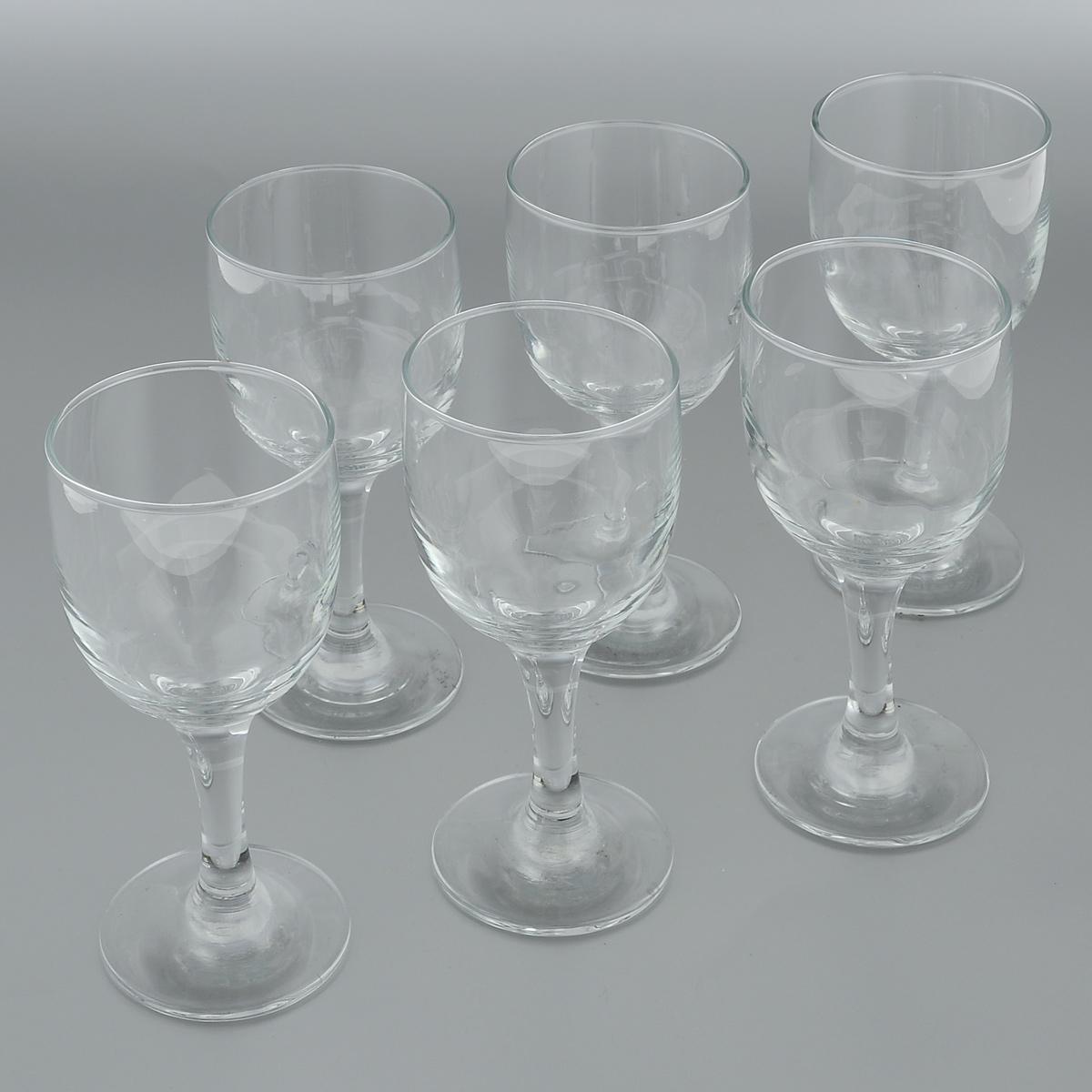 Набор бокалов для белого вина Pasabahce Royal, 240 мл, 6 штVT-1520(SR)Набор Pasabahce Royal состоит из шести бокалов, изготовленных из прочного натрий-кальций-силикатного стекла. Изделия, предназначенные для подачи белого вина, несомненно придутся вам по душе. Бокалы сочетают в себе элегантный дизайн и функциональность. Благодаря такому набору пить напитки будет еще вкуснее. Набор бокалов Pasabahce Royal идеально подойдет для сервировки стола и станет отличным подарком к любому празднику.Можно мыть в посудомоечной машине и использовать в микроволновой печи. Диаметр бокала по верхнему краю: 7 см.Высота бокала: 17 см.