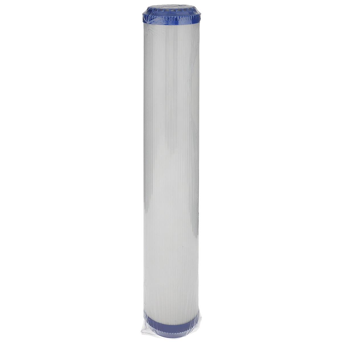Картридж для обезжелезивания Гейзер БА-20SLBL505Картридж Гейзер БА 20SL.Используется для эффективного удаления избыточного растворенного железа (до 1 мг/л) и соединений других металлов методом каталитического окисления.Фильтрующая загрузка – природный материал Кальцит.Подходит для корпусов стандарта 20SL (Slim Line) любых производителей.Ресурс до 4000 л. (при содержании растворенного железа 1 мг/л).