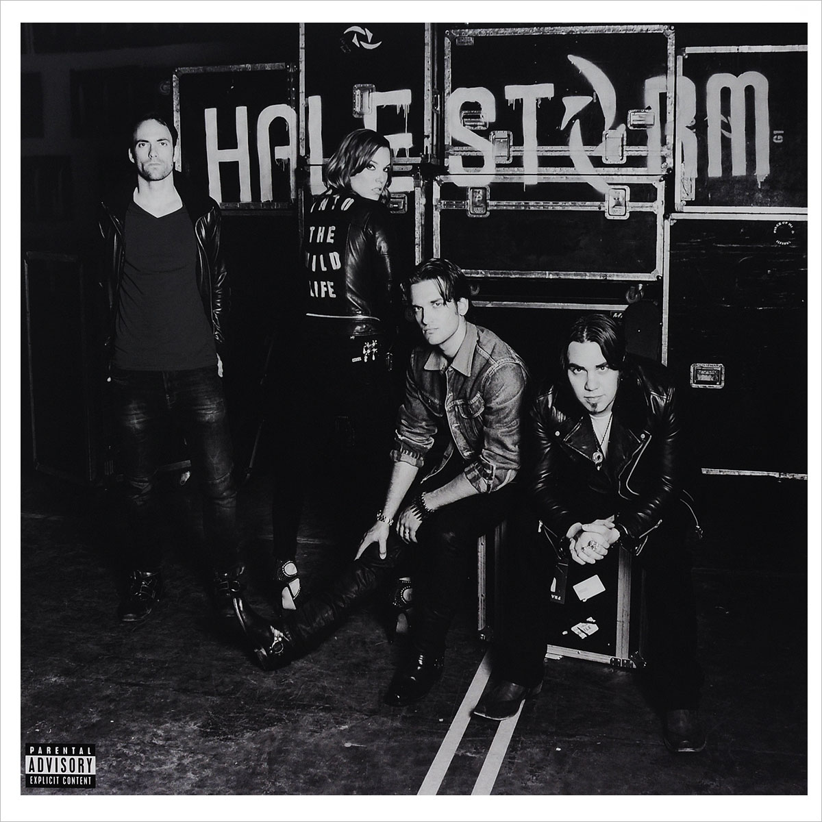 Halestorm Halestorm. Into The Wild Life (2 LP) виниловая пластинка the wild feathers lonely is a lifetime 1 lp