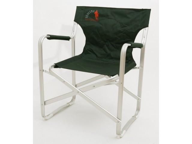 Кресло складное Indiana INDI-033, 50 см х 63 см х 84 см361100002Складное кресло Indiana INDI-033 - идеальный вариант для дачников и рыболовов, прекрасно подходит для кемпинга, пикников и отдыха на природе. Каркас кресла выполнен из алюминиевой трубы. Тканевые элементы кресла изготовлены из стойкого к ультрафиолетовому излучению материала - плотного полиэстера 600D. Мягкие профилированные подлокотники оснащены защитным чехлом. Конструкция ножек с поперечной трубой придает дополнительную устойчивость креслу, препятствует его проваливанию в песок или рыхлую землю. Кресло легко складывается и раскладывается. В сложенном состоянии занимает минимум места, что очень удобно при хранении и транспортировке. Максимальная нагрузка: 120 кг. Размер кресла (в разобранном виде): 50 см х 63 см х 84 см. Размер кресла (в собранном виде): 47 см х 86 см х 13 см.