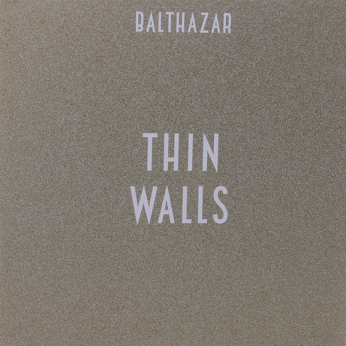 Balthazar Balthazar. Thin Walls (LP + CD)