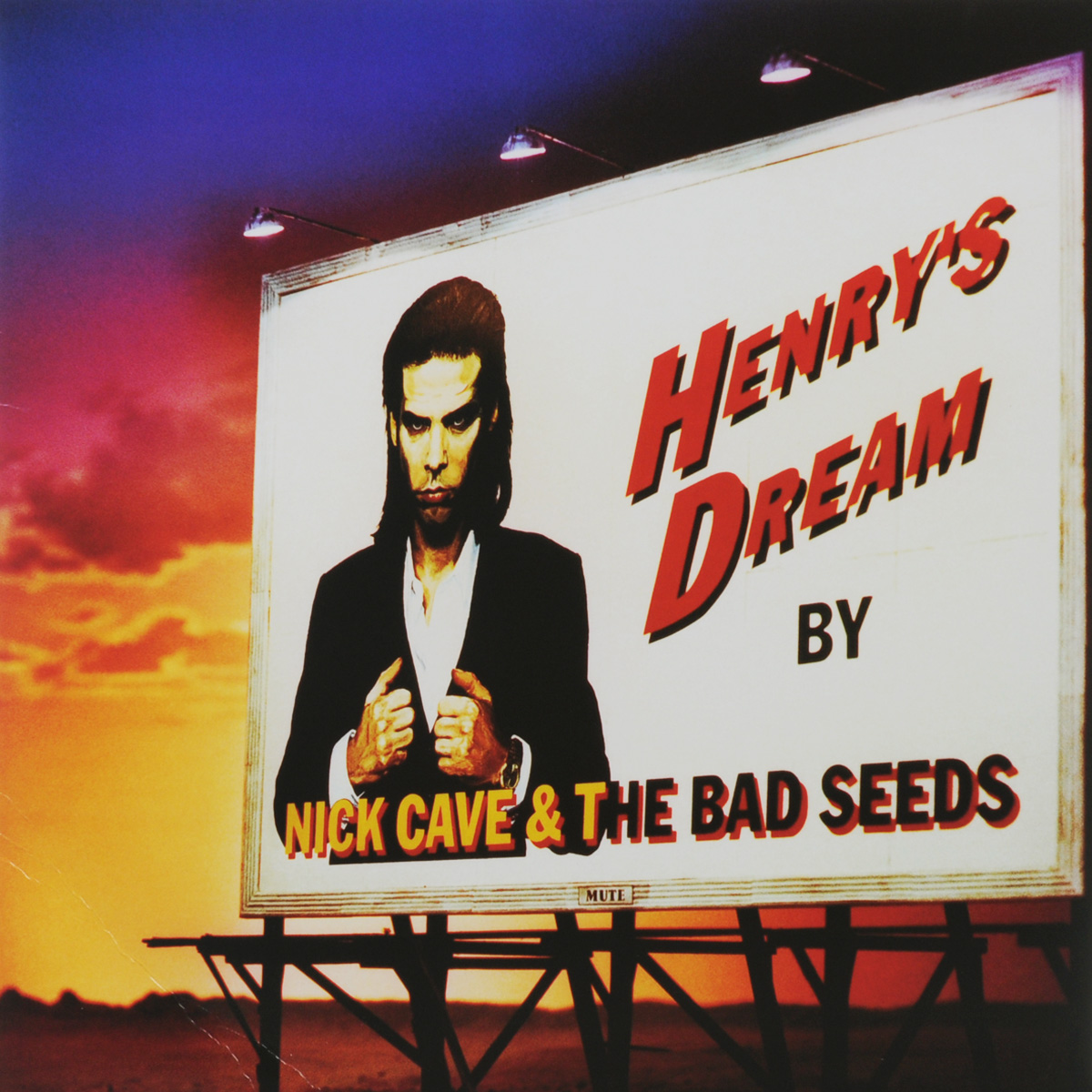 Ник Кейв,The Bad Seeds Nick Cave & The Bad Seeds. Henry's Dream (LP) ник кейв maximum nick cave the unauthorised biography of nick cave