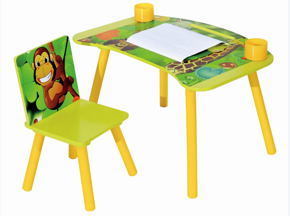 Набор мебели Sweet Baby подойдёт для каждого ребёнка, которому нравится творить! Привлекательная расцветка и изображение любимых героев – эти привлекательные черты сделают набор детской мебели Sweet Baby Genius любимым местом для времяпрепровождения ребёнка. Изображение героев любимых мультфильмов станет отличным поводом сесть за любимый столик для того, чтобы сделать уроки, заняться рисованием или просто отдохнуть. Модель предоставлена в трёх вариантах расцветки с разными героями.