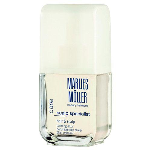 Marlies Moller Specialist - Эликсир для волос на основе масла горной камелии 50 млFS-00897Это роскошный питательный и восстанавливающий эликсир. Комплексный уход за волосами и кожей головы. Эликсир делает волосы блестящими, мягкими и гладкими, придает им силу и объем. И в то же время дарит мгновенный комфорт сухой и раздраженной коже. Обладает легкой, нежирной текстурой, не утяжеляет волосы.1. Ежедневно наносите на влажные вымытые волосы, равномерно распределите, приступайте к сушке и укладке 2. Для мгновенного экстра блеска волос можно наносить на сухие волосы после укладки 3. Для интенсивного лечения поврежденных и очень сухих волос (курсом): наносите средство на ночь через день в течение двух недель на кожу головы и волосы несколько капель эликсира