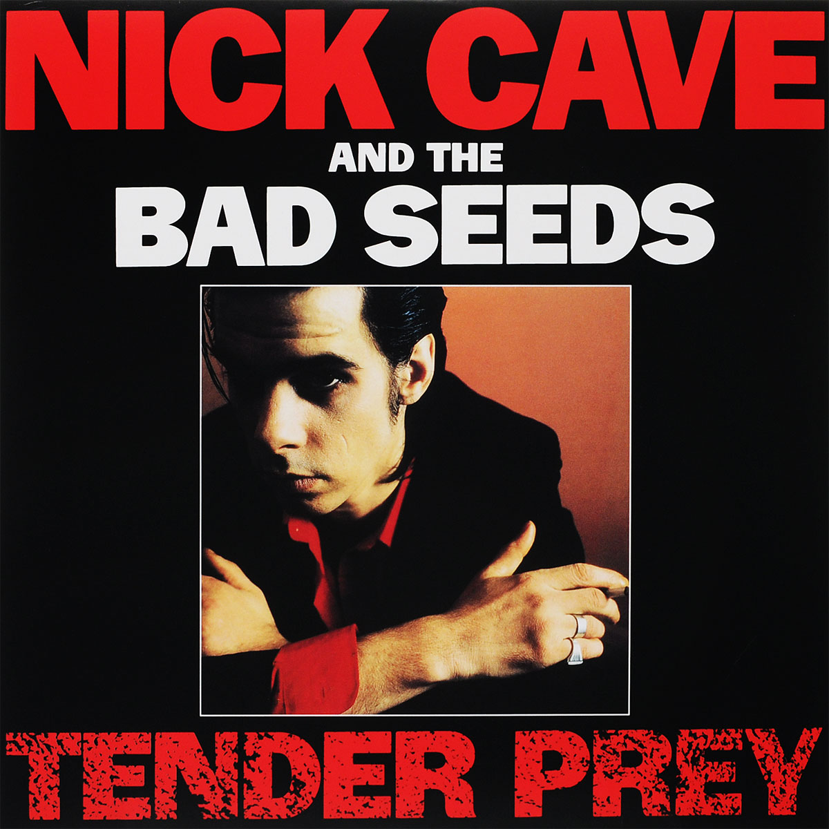 Ник Кейв,The Bad Seeds Nick Cave & The Bad Seeds. Tender Prey (LP) ник кейв maximum nick cave the unauthorised biography of nick cave