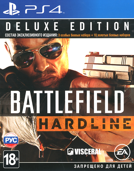 Battlefield: Hardline. Deluxe Edition (PS4)