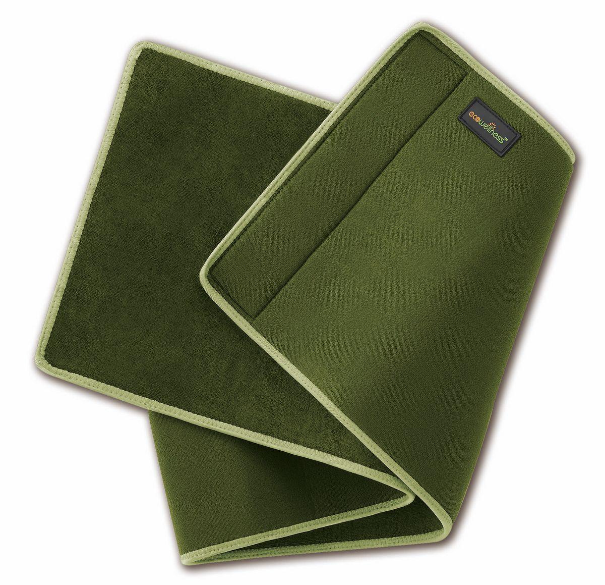 Пояс для похудения Ecowellness, неопреновый, цвет: зеленый, 101 см х 25 см. QB-876AEN-BIR97901/LПояс для похудения Ecowellness, поддерживающий и согревающий. Изготовлен из неопрена. Оснащен липучкой для регулировки в соответствии с размерами талии. Пояс эффективно удерживает тепло тела при тренировках, позволяет избавиться от лишнего жира в области талии. Подходит как женщинам так и мужчинам.