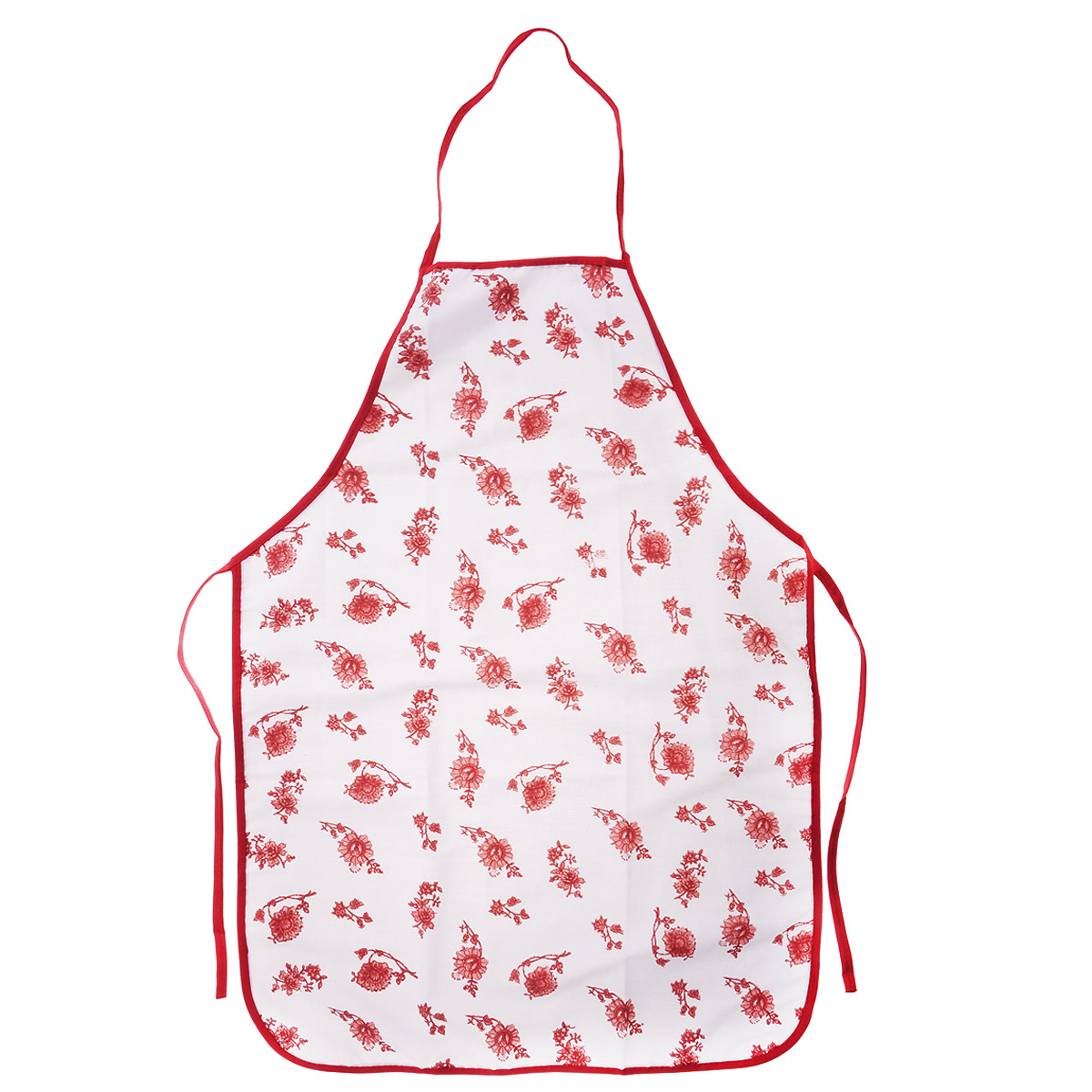 Фартук Коралл, цвет: белый, 50 см х 74 см. 791982VT-1520(SR)Фартук Коралл станет незаменимым аксессуаром на вашей кухне. Фартук изготовлен из 100% хлопка, приятный и мягкий на ощупь.Фартук Коралл - отличный вариант для практичной и современной хозяйки. Размер фартука: 50 см х 74 см.
