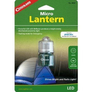 Мини-светильник COGHLAN'S походный светодиодный - Фонари и лампы