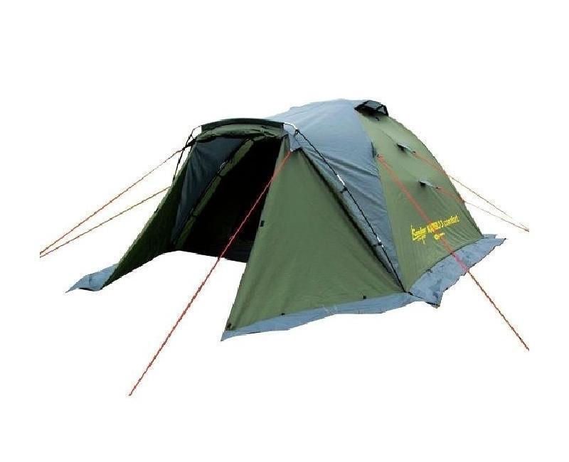 Палатка CANADIAN CAMPER KARIBU 3 comfort - Палатки и тенты