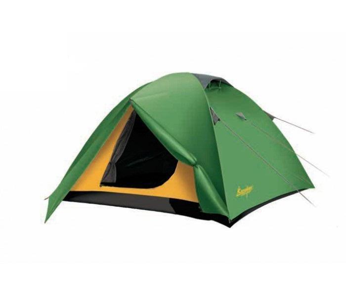 Палатка CANADIAN CAMPER VISTA 3 AL30300038Благодаря третьей дополнительной дуге, данная модель имеет максимально большие размеры спального отделения. Теперь часть вещей Вы можете не только хранить в тамбуре палатки, но и разместить их внутри спального отделения. Так же, благодаря обтекаемой форме, палатка VISTA 2/3 отлично выдерживает сильный ветер.